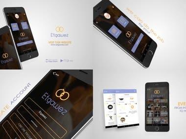 Etgawez App Promo (Mobile Ad)