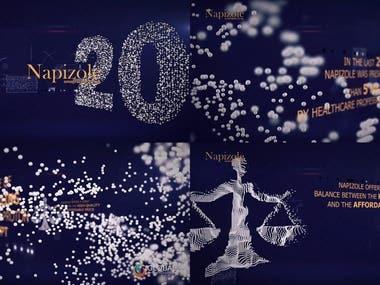Napizole Ad (Inforgraphics/Explainer Video)