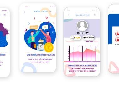 App UI development