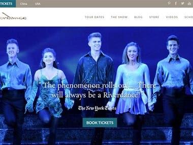 Riverdance – riverdance.com