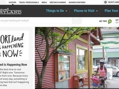Travel Portland – travelportland.com (wordpress)