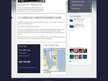 Aqua Marine Clean