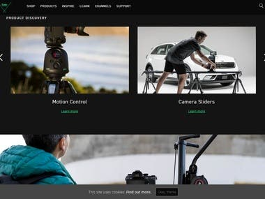 Wordpress for Film Maker