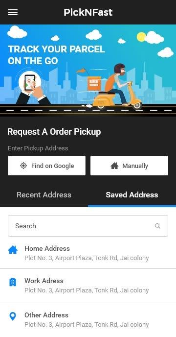 Mobile App Desing