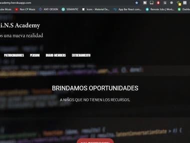 B.R.Ai.N.S Academy
