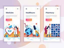 Health care app IOS