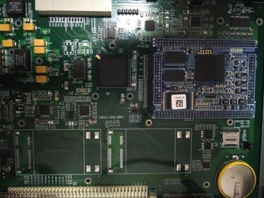 ARM and FPGA Project