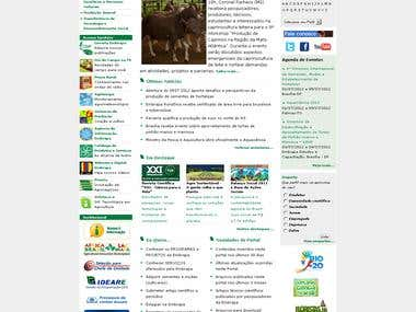 Agriculture Related Site