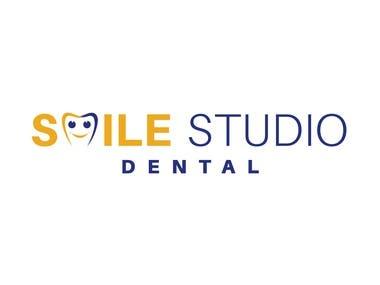 Smile Studio Dental - Logo Design