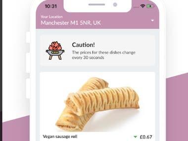 Otterly- Food App