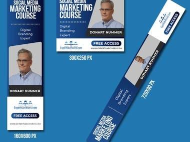 web Banner Design 2