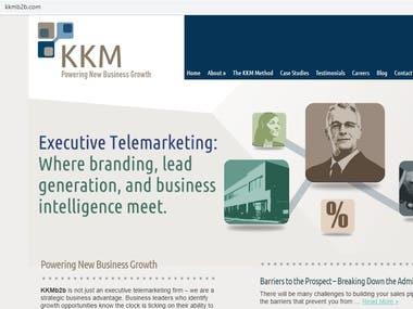 KKM's Business Development Specialists