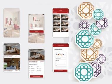 Rented Room app