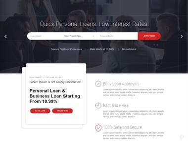 P2P Loan Borrowing System