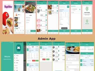 Food app like Zomato/swiggy