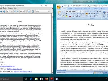 Wrting PDF to Word