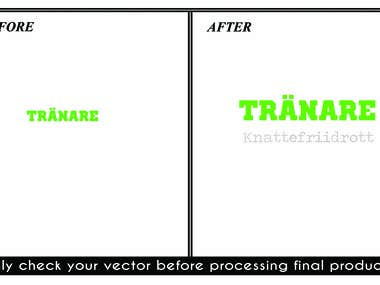 I Will Convert Your Image Into Vector Art High Resolution