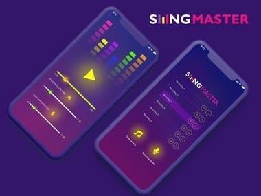 Sing Master Music App
