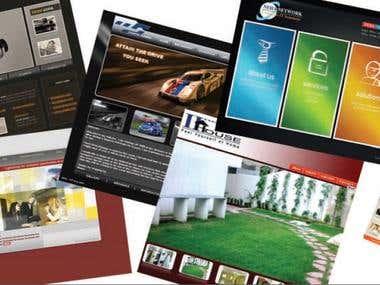 Some Website Design