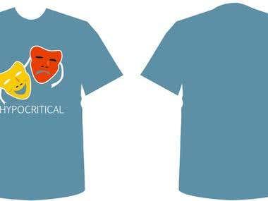 T-shirt Hypnocritical