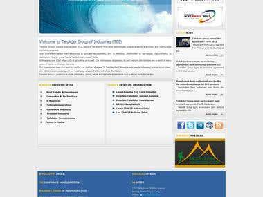 Website of Talukder Group