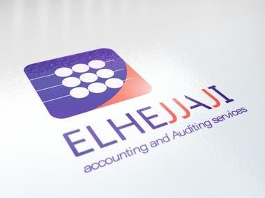 Elhejjaji logo design