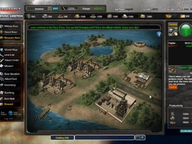 Game using .Net ASP and C#