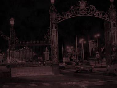 Las Puertas del Infierno - After Effects (no sound)