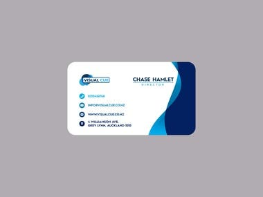 Visual Cue [Logo and Business Card]