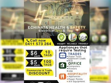 Flyer/Brochure/Leaflet/Newsletter