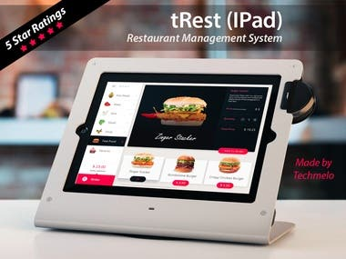 tRest (Ipad based Restaurant Management System)