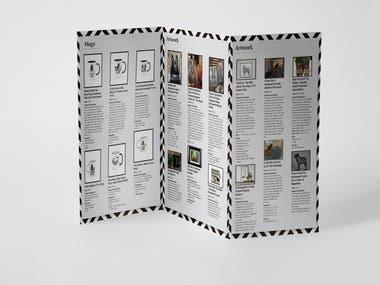 Catalog Design..