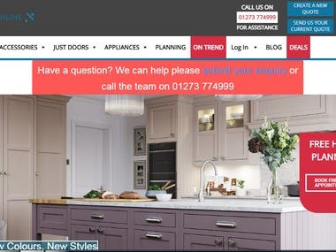 Rigid Kitchens Online