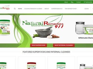 Natural Remedies 911