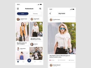 Fashion Book- Your Digital wardrobe