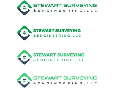 Surveying & Engineering Company LOGO