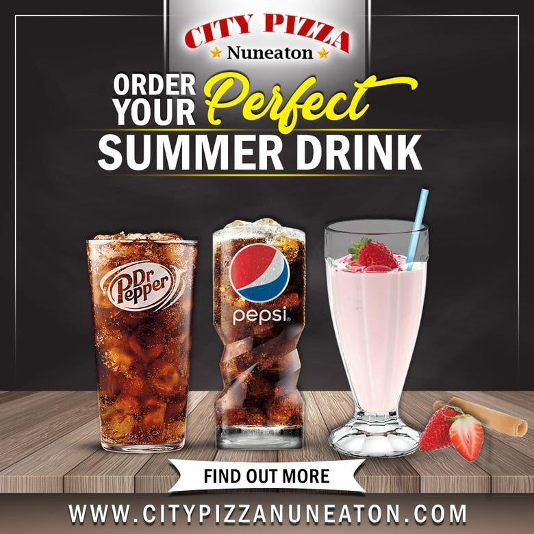 City Pizza Social Media Ad Freelancer