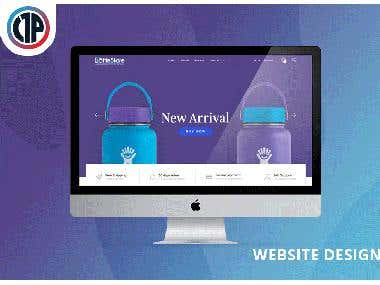 Website Design & Develop