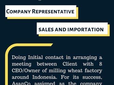 Client from Belgium