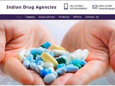 Indian Drug Agencies