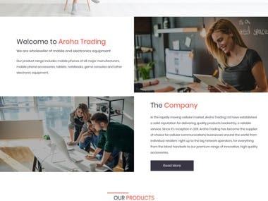 http://aroha-trading.com/