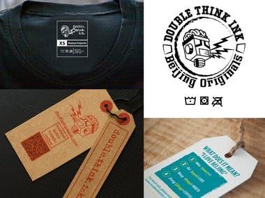 Tag/Label Design