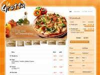 pizza online-ordering website