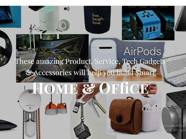 Project Category: Online Discovery Portal - eCommerce