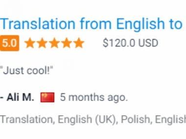 English to Polish