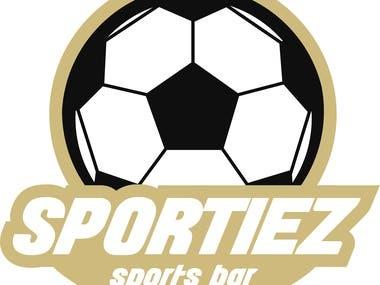Sportiez Sports Bar Logo