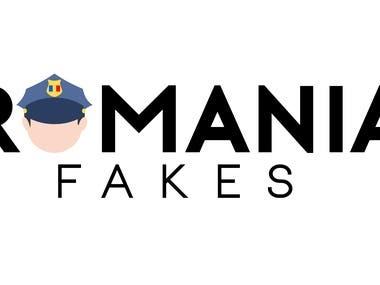 Romania Fakes instagram logo