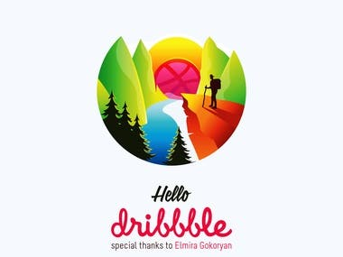 dribbbble invitation