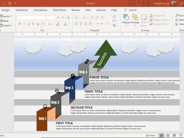 Infographic by PowerPoint