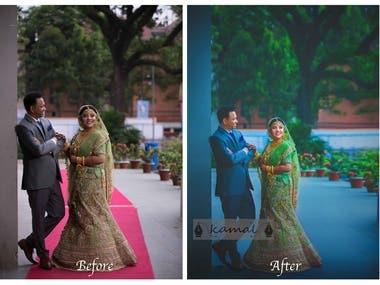 Wedding Photo Special Edit